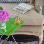 "Hot & ""Settee"" – DIY upholstery of a craigslist settee."