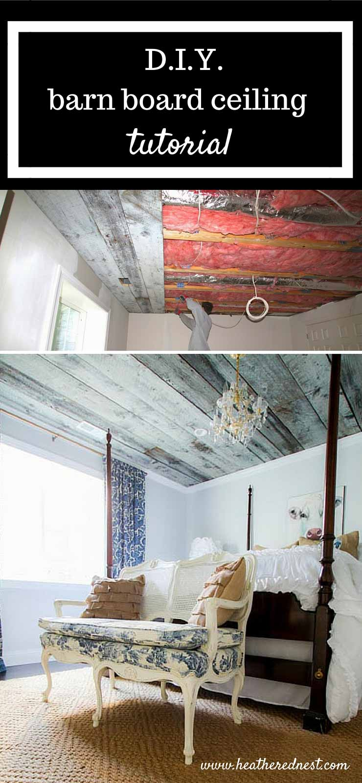 barn-wood-DIY-ceiling-wooden-ceiling-how-to-www.heatherednest.com-1