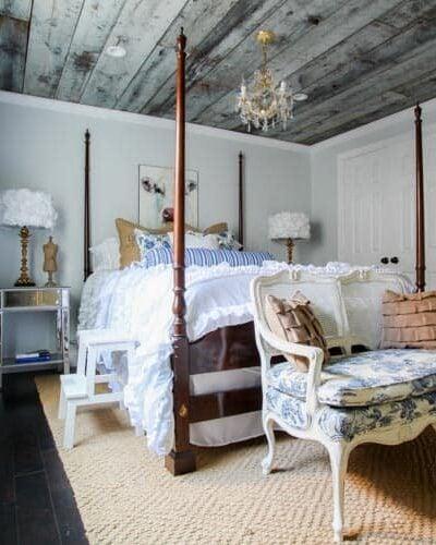 A Dozen DIY Bedroom Ideas
