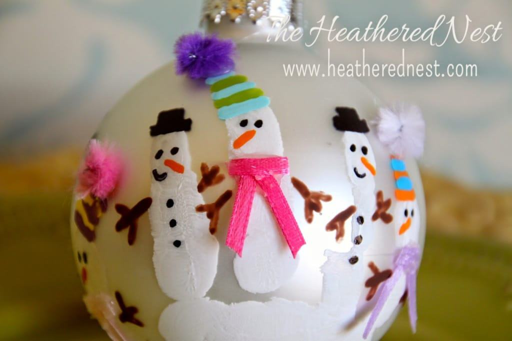 awesome kids handprint and footprint ideas for every season!!