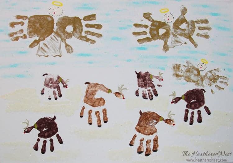kids-handprint-art-canvas-ideas-heatherednest-com-2