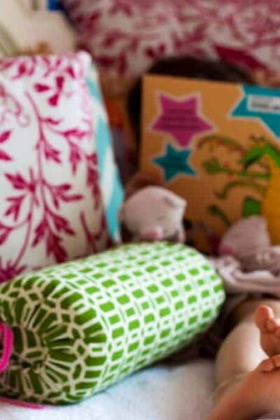 colorful, patterned DIY throw pillows from www.heatherednest.com