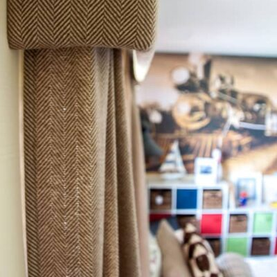 All about DIY cornices. Cornice boards are a popular, and inexpensive window treatment. Great article!! GREAT idea for our master bedroom**