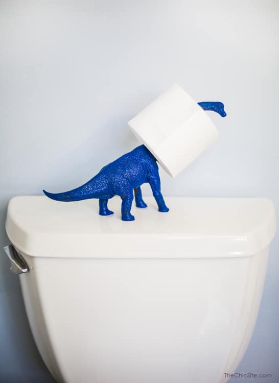DIY and Low-Cost Alternatives to Traditional Hi-Dollar Toilet Paper Holders! You've gotta try these!