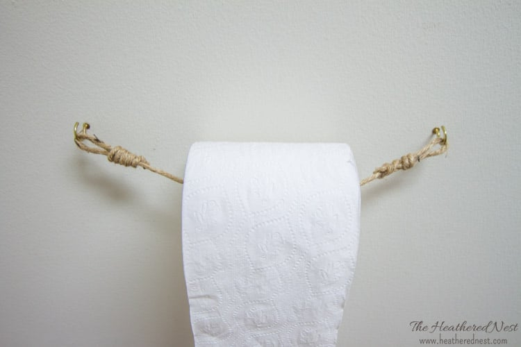 Diy And Inexpensive Toilet Paper Holder Ideas Back To