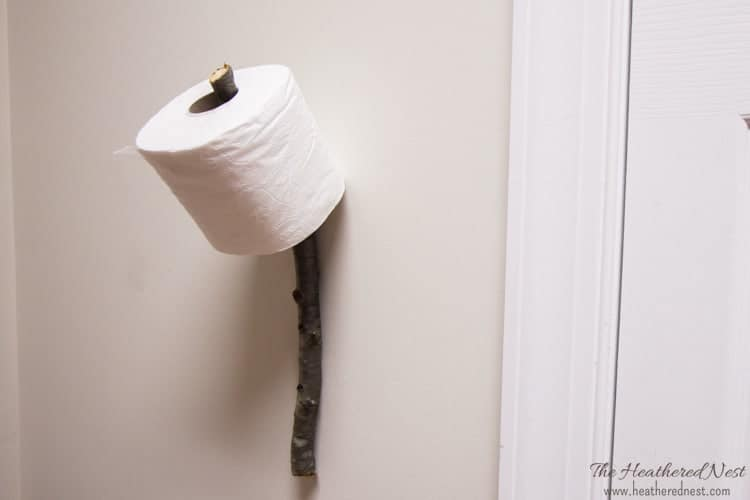 Wonderful Diy Toilet Paper Holder Decorating Ideas