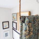 Pipe Dreams. AKA Build a DIY Curtain Rod in 10 minutes!