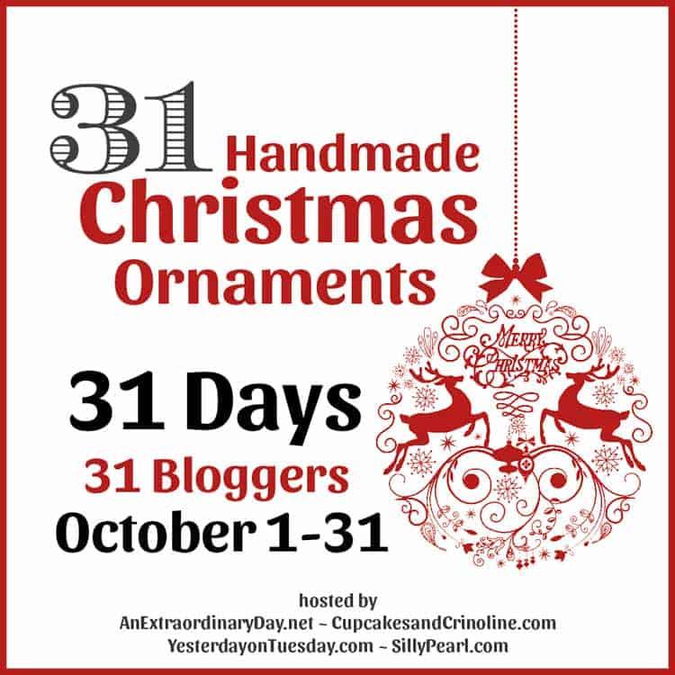 Handprint Ornament And DIY Christmas Ornament Ideas