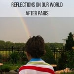 """Reflections on the world after Paris...maybe """"average"""" isn't so bad. In fact, maybe it's the best thing for all of us once in a while."""
