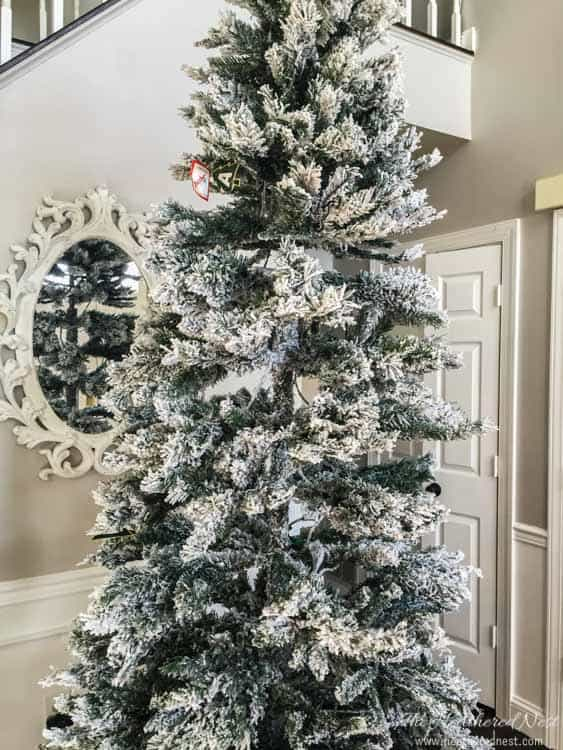 Spruce Up Your Fake Christmas Tree With Real Pine Branches It S Free