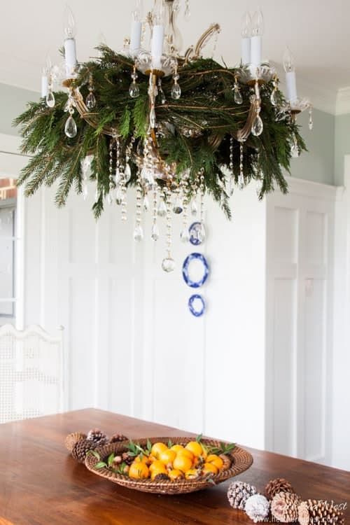 5 Easy DIY ways to Decorate with FREE Christmas Tree ...