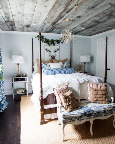 Baby It's Cold Outside-Heathered Nest 2015 Holiday Home Tour (Part 1)