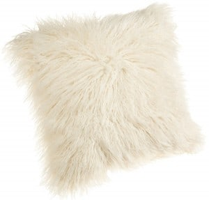 Amazon Faux Fur Pillow
