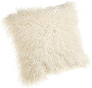 Amazon Faux Fur Pillow