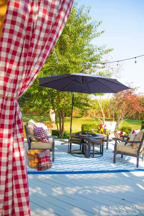 DIY curtains outdoor curtains www.heatherednest.com-16