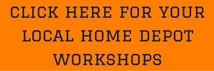 local DIY workshop offerings at your home depot from www.heatherednest.com