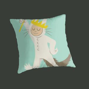 decorative kids pillows / throw pillow ideas for kids rooms www.heatherednest.com