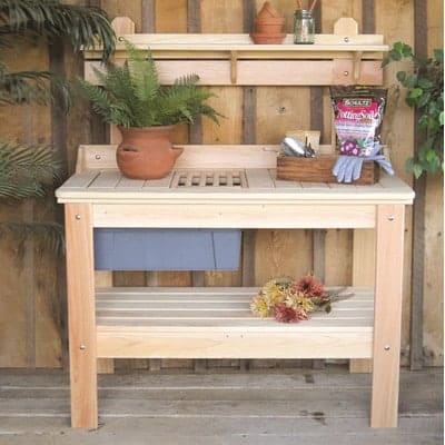 Hershy-Way-Potting-Table-C7300