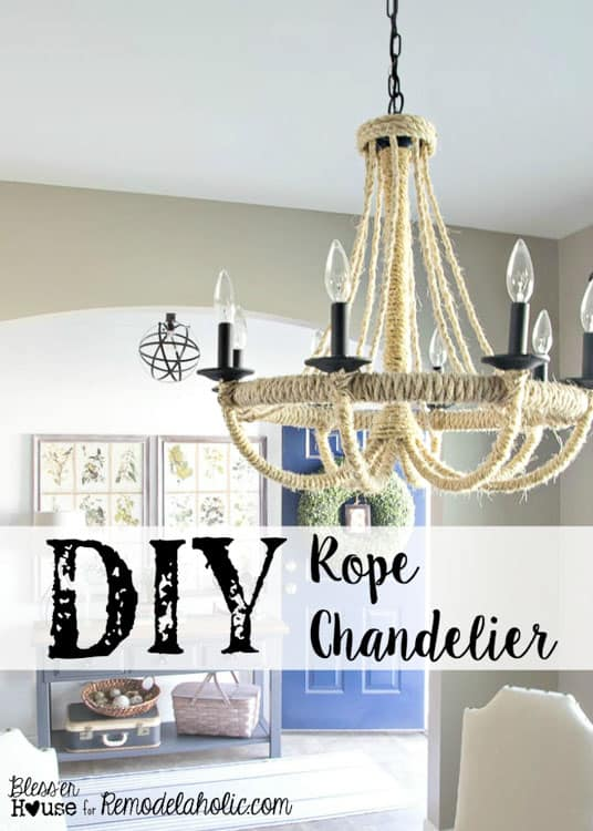 DIY-Rope-Chandelier-BlesserHouse.com-2