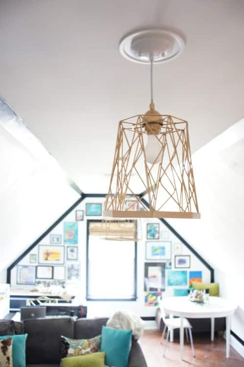 20 More Diy Lampshade Diy Light And Diy Lamp Ideas
