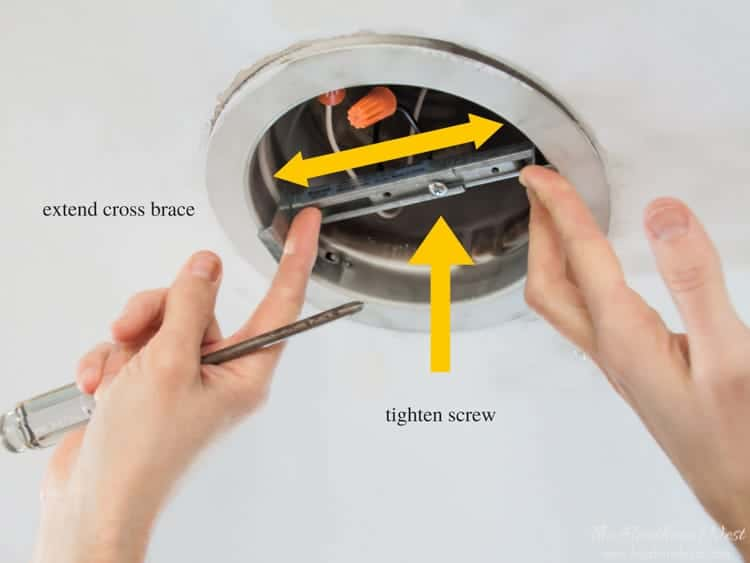 How-to-hang-a-light-fixture-recessed-light-conversion-DIY-heatherednest.com-1-2