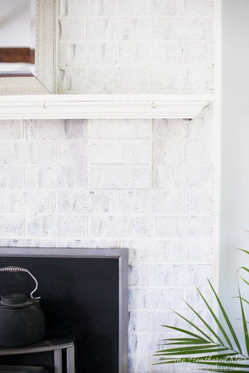 How-to-use-high-temperature-fireplace-paint-for-painting-a-fireplace!-Easy-DIY-tutorial-from-www.heatherednest.com