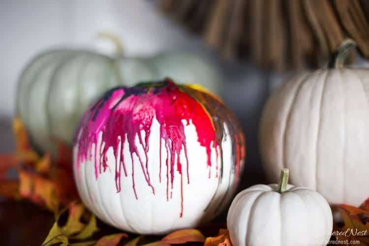 easy-diy-melted-crayon-pumpkin-craft-tutorial-heatherednest-com-2-2