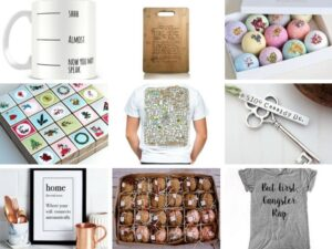 So many FUN and affordable holiday gift ideas here...and all from etsy.com LOVE THE advent calendars! And the bath bombs!!