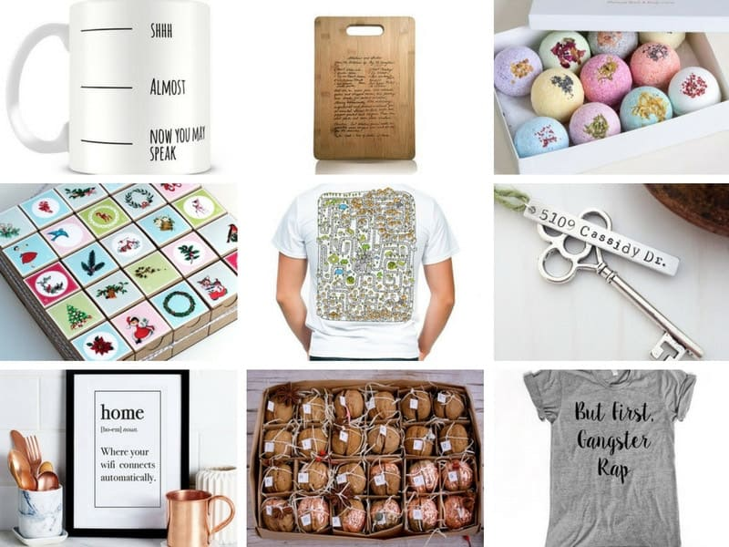Etsy Holiday Gift Guide (for all the ADULTS on your list)