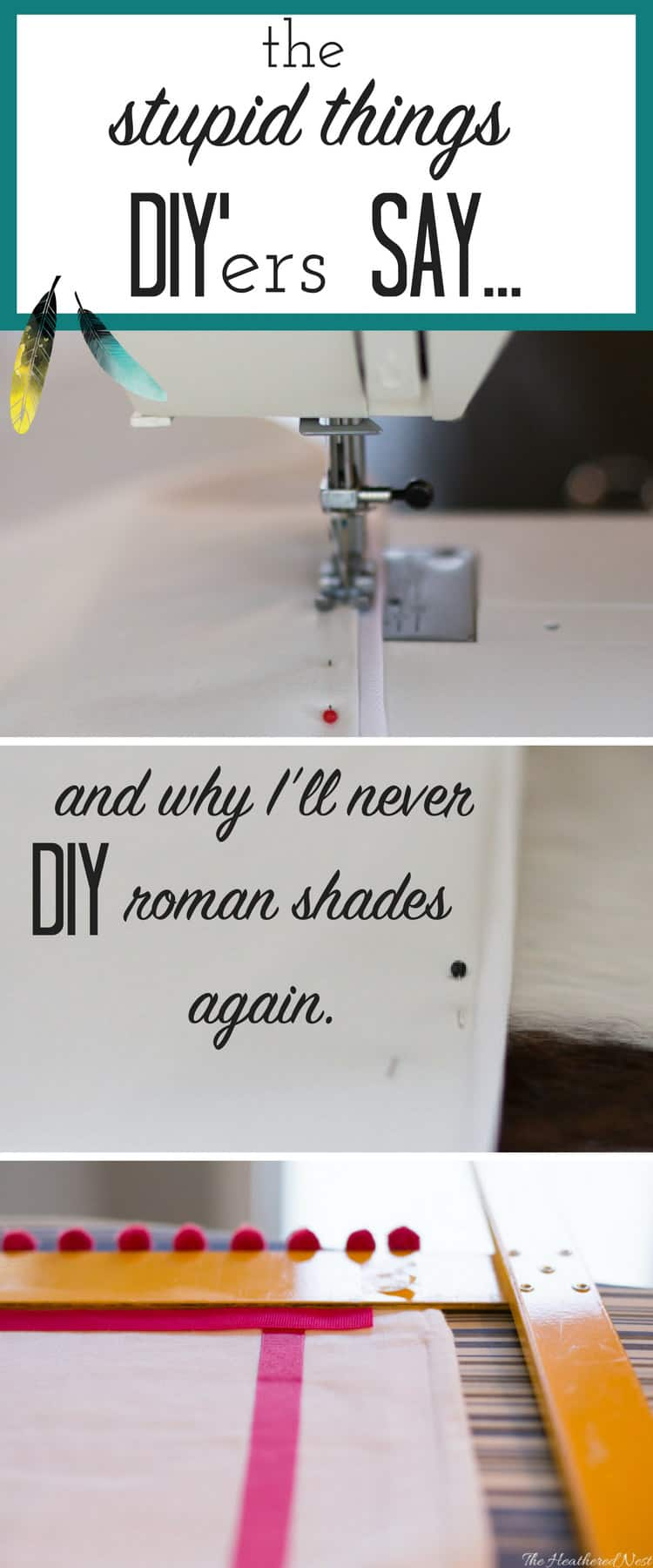 Can you relate??!?! SO FUNNY. I DEFINITELY can!! Gotta love DIY!
