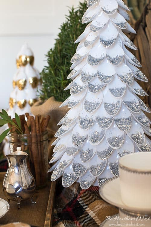 Cheap White Christmas Trees