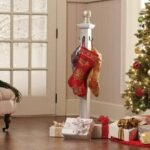 DIY Stocking Post – The Home Depot DIY Workshops