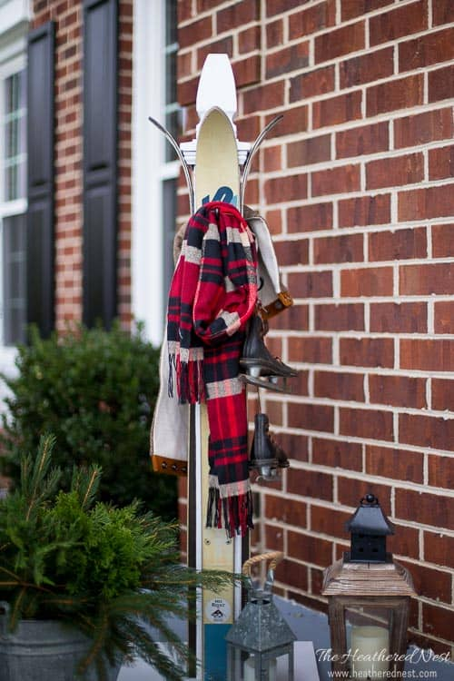 home-depot-diy-stocking-holder-with-skis-heatherednest-com-12