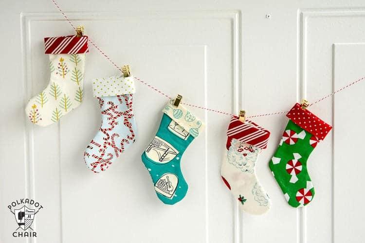 how-make-mini-christmas-stockings-polkadotchair-com-2
