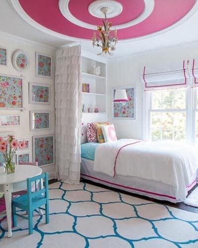 Pink Bedroom Reveal