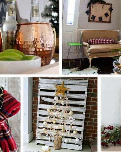 A Dozen DIY Christmas Ideas