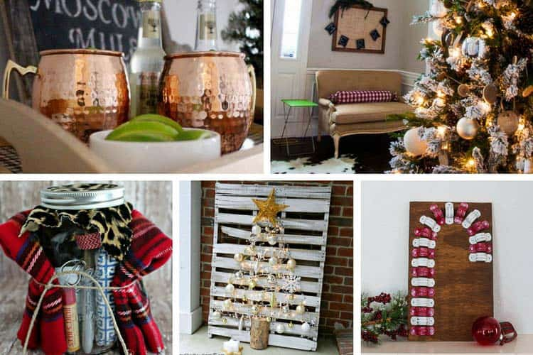 A Dozen DIY Christmas Ideas