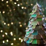 DIY Christmas Tree Paint Swatch Craft