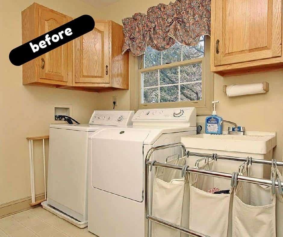 Diy laundry room
