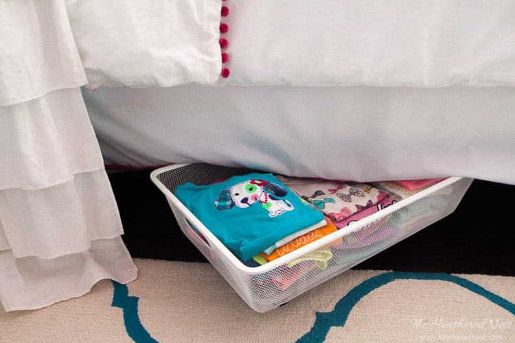 & DIY Underbed Storage Ikea Hack | The Heathered Nest