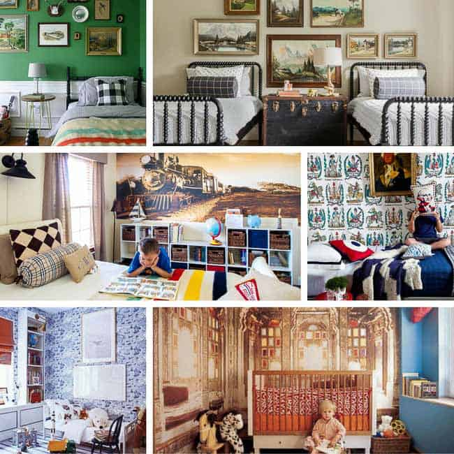 Bestest of the Best Boys Room Ideas