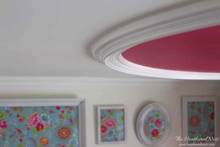 How To Install Round Ceiling Molding Or Ceiling Rings