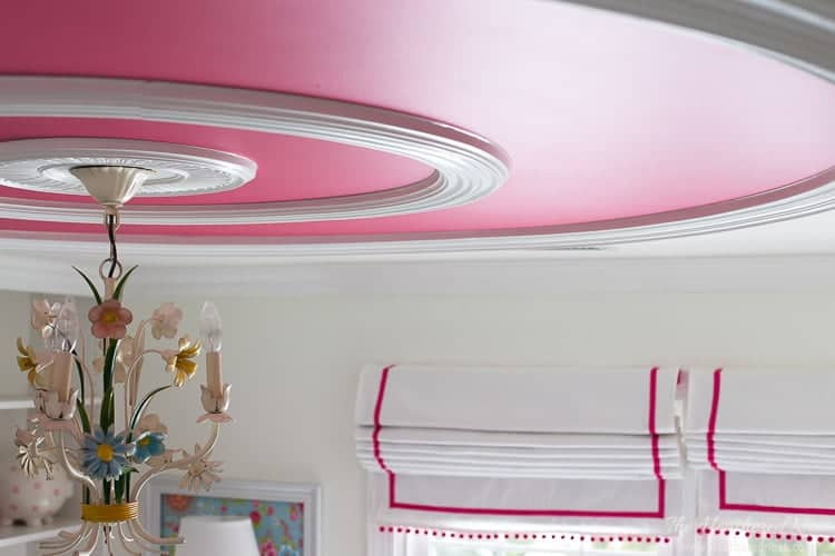 Beautiful GREAT Tutorial And Ceiling Design Ideas!! How To Install Ceiling Rings, Or  Round
