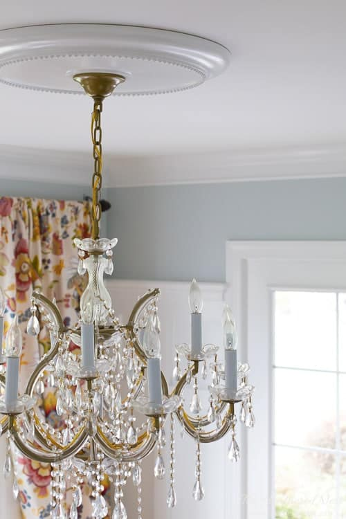 Decorative Ceiling Medallions - Classic Ceilings