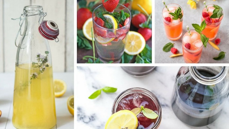 14 Fresh Lemonade Recipes for Summer