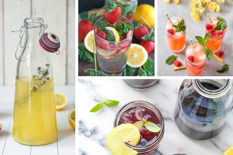 14 Fresh Lemonade Recipes for Summer