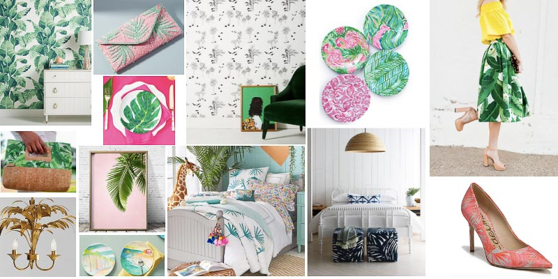 the best palm print products for your home and closet!!