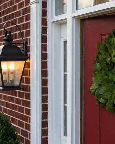 Outdoor Lighting DIY Update