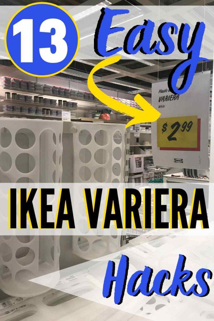 13 Simple IKEA Variera Hacks You've Got To See!