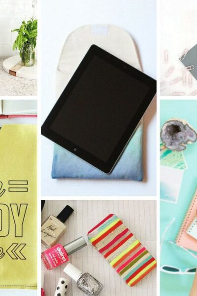 DIY iPhone cases and iPad DIY projects